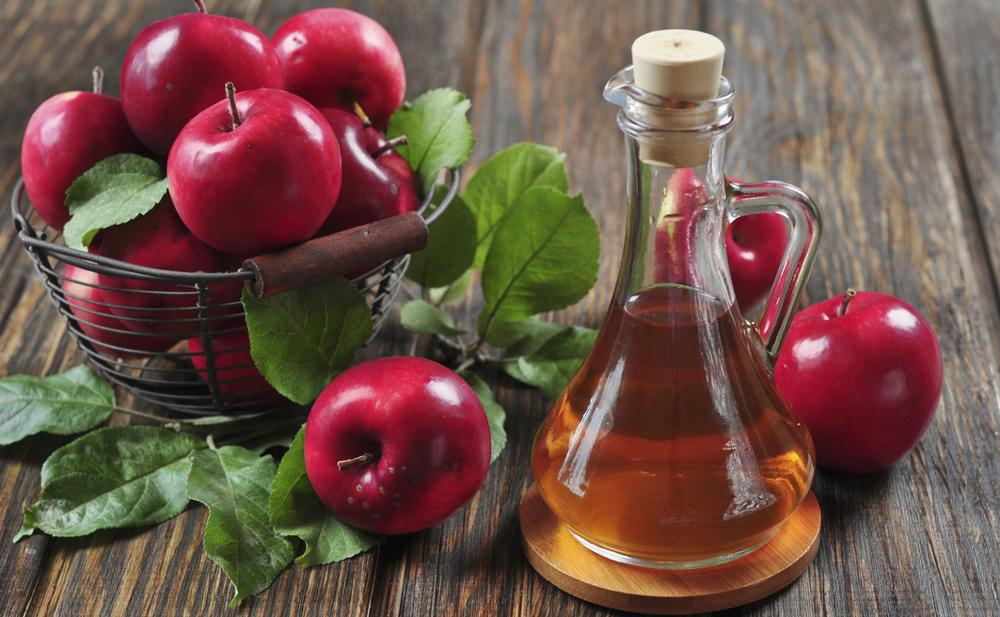 ¿Conoces los beneficios del vinagre de manzana para tu salud?