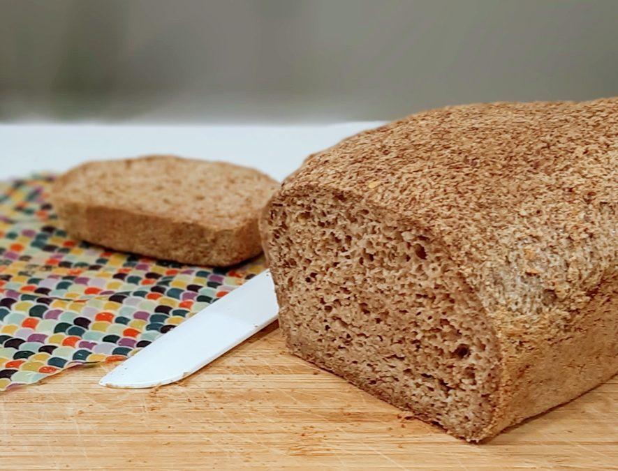 Pan delicioso sin harinas